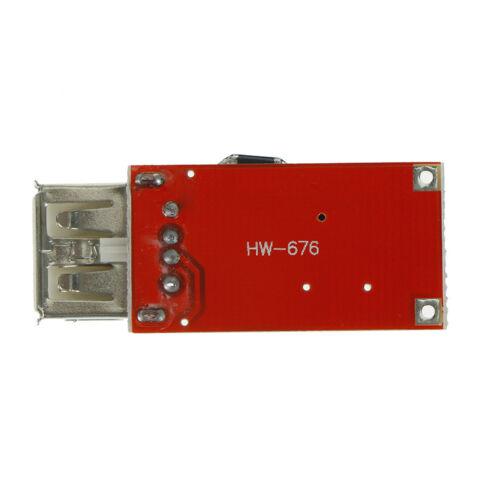 9V 12V 24V to 5V 3A CAR USB Charger Module DC step down Converter CL