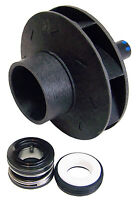 Aqua Flo Gecko Alliance Pump 2 Hp Impeller 91693700 With Ps-200 Seal Assembly