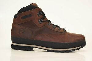 Timberland-Euro-Hiker-Waterproof-Boots-Herren-Wanderschuhe-Schnuerschuhe-A18UL