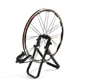 Mtb Road Bike Wheel Truing Stand Platform Bicycle Cycling