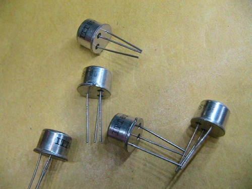 Transistor bsy85 NPN 120v 1a 0,9w 5x 12427