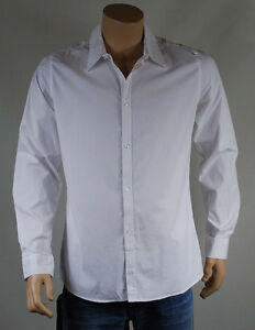 taille XL chemise eBay blanche homme JEANS NUDIE CO vSHXqS7