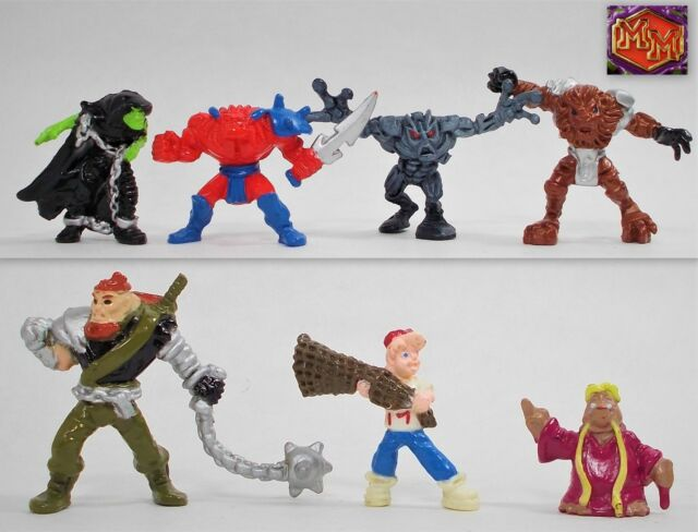 Mighty Max - Heroes & Villains - Figure Collection # 4 (8)