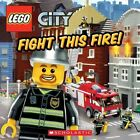 Lego City: Fight This Fire! by Michael Anthony Steele (Paperback / softback, 2011)