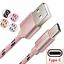 Per-Xiaomi-Redmi-Note-9-8-9S-7-TIPO-C-USB-Pro-C-veloce-cavo-di-ricarica-dati-caricabatterie miniatura 6
