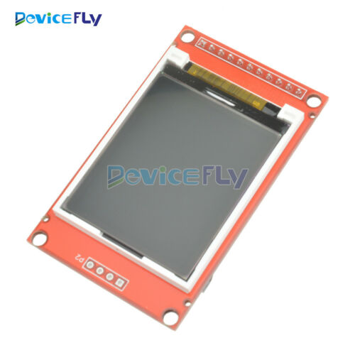 1.8 inch LCD Display Module 128x160 TFT SPI SD Card AVR PIC ARM STM32 ST7735
