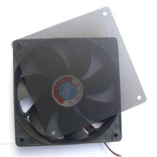 10PCS 120mm Computer PC Dustproof Cooler Fan Case Cover Dust Fresh Filter Mesh