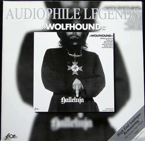 Wolfhound Halleluja LP Album Ltd RM Gat Vinyl Schallplatte 174838