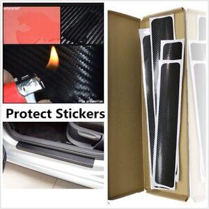 4Pcs-3D-Carbon-Fiber-Protect-Sticker-Auto-Accessories-Anti-kick-Scratch-Car-Door