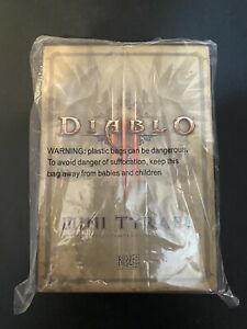 NEW-SEALED-Diablo-3-III-Mini-Tyrael-Statue-Blizzcon-2011-Blizzard-Sideshow