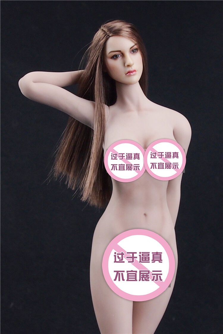 Hazlo tú mismo match 1 6th Flexible Mujer Tbleague bronceado cuerpo figura femenina con cabeza Modelo