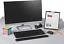 Document-Holder-Stand-Adjustable-Easel-Copy-Desk-Paper-Letter-Office-Workspace thumbnail 6