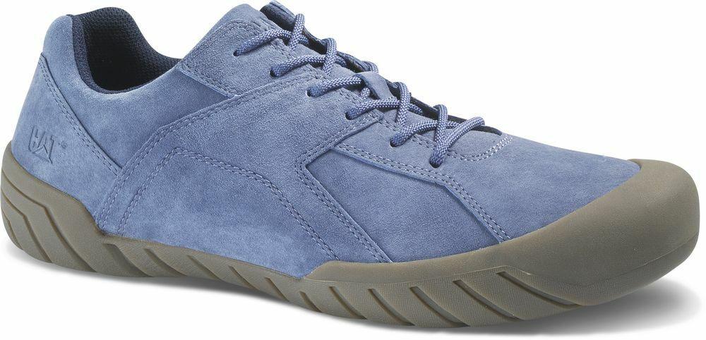 Cat Caterpillar Haycox P723201 Cuero Tenis Casuales Atléticas Zapatos para Hombre Nuevo