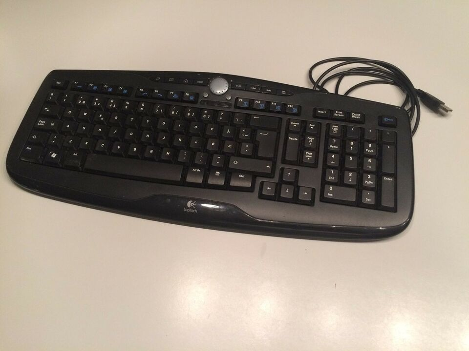 Tastatur, Logitech, Y-UQ85