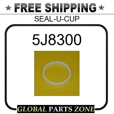 CAT 5J8300 SEAL-U-CUP 16723193124245 for Caterpillar
