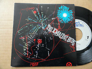 DISQUE-45T-DE-THE-DARLING-BUDS-034-TINY-MACHINE-034
