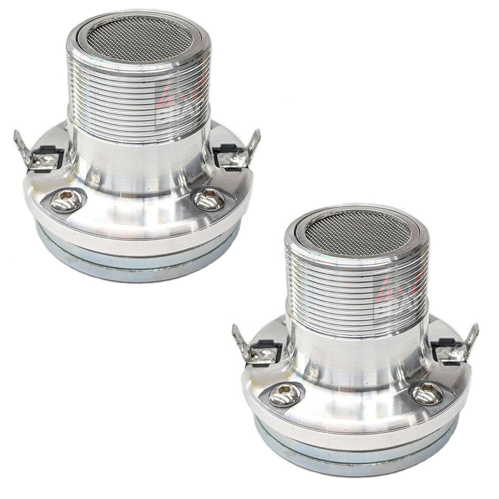 HyperPower TW2414ND 1  Throat High Frequency 100W RMS Neodymium Driver, PAIR