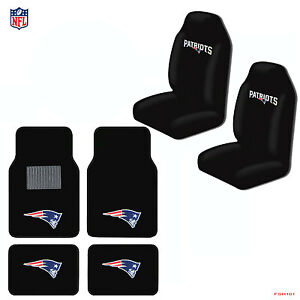 Image Is Loading New NFL England Patriots Car Truck Seat
