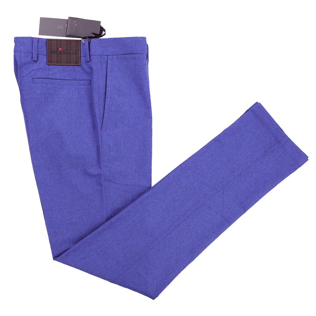 NEW KITON DRESS PANT WOOL CASHMERE AND EA SIZE 29 US 45 EU UFPP79 19OJ439