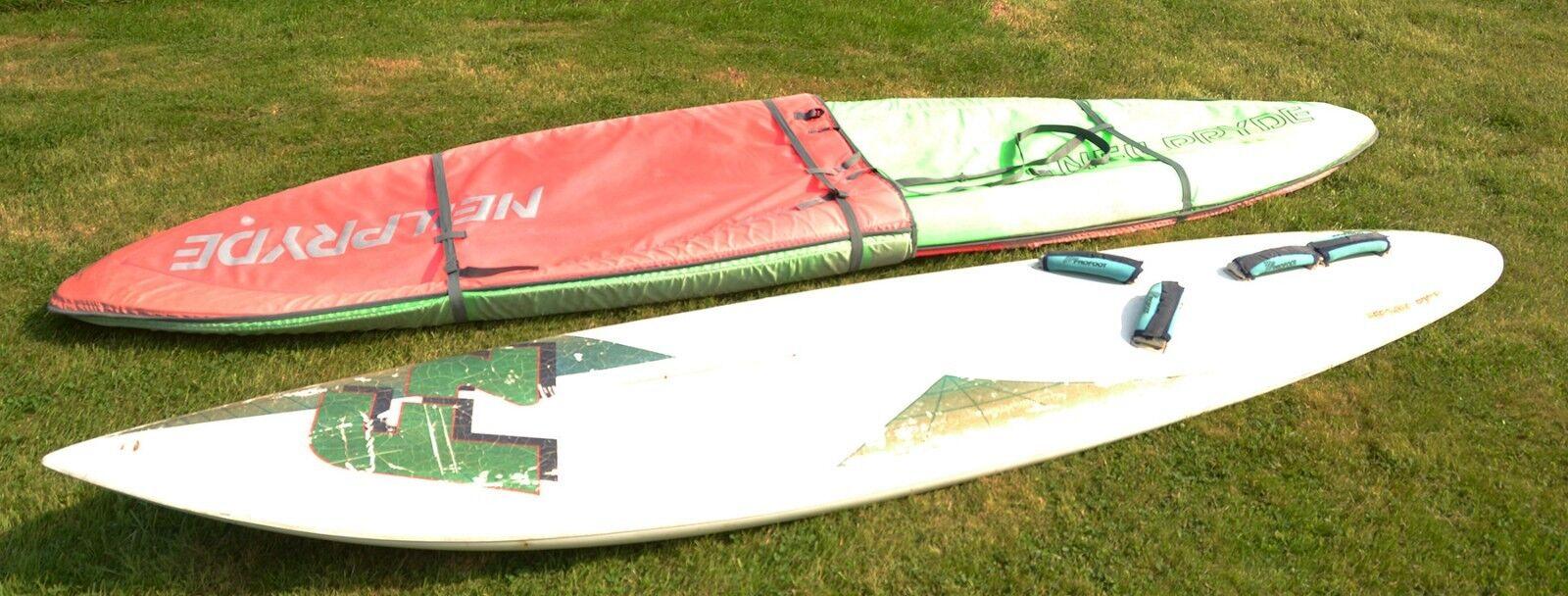 F2 315 Shortboard Windsurf board