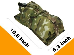 Pouch-Case-molle-pals-MULTICAM-Ninja-Air-Tank-PAINTBALL-bag-airsoft-Waterproof