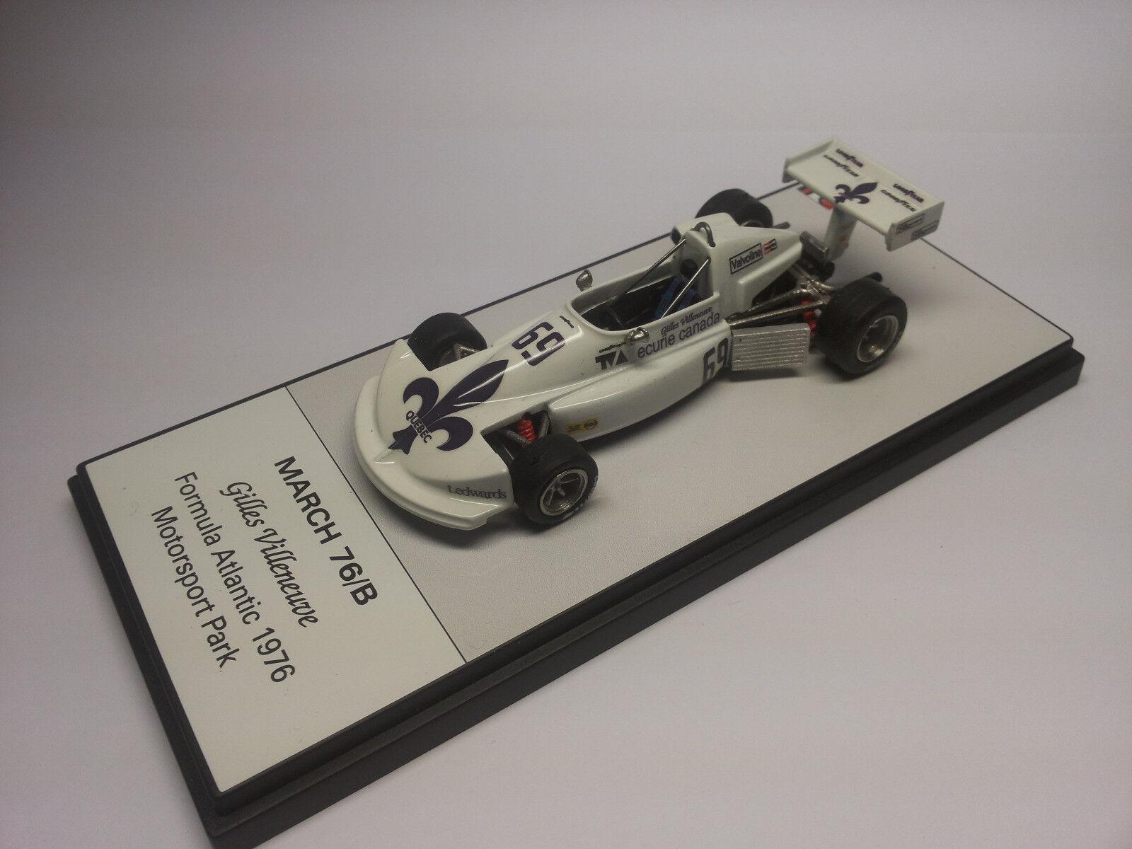 Gilles Villeneuve March 76 b