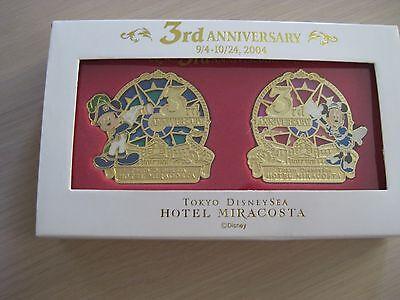 Necklace Free Shipping Tokyo Disney Sea Hotel MIRACOSTA Limited Kaleidoscope
