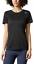 Adidas-Women-039-s-Climalite-Nova-Black-Short-Sleeve-Tee thumbnail 1