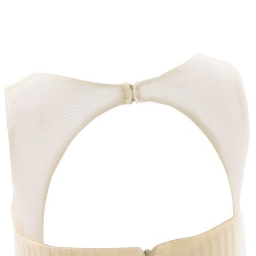 UK Girls Kid Princess Party Dress Flower Girl Wedding Bridesmaid Long Maxi Dress