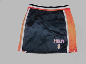 #3 Philly Kids Girls Basketball Skirt - Size MEDIUM