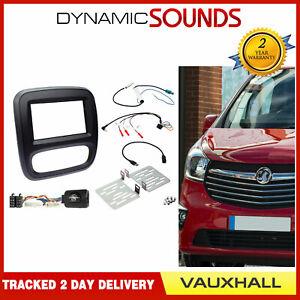 CTKVX37-Double-Din-Fascia-Steering-Antenna-Fitting-Kit-For-Vauxhall-Vivaro-14-gt
