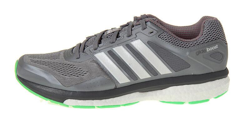 Adidas b36007 supernova glide 7 scarpe da corsa b36007 Adidas scarpe sport atletici gray e02405