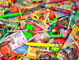 Details about Childrens Party Bag Fillers - Kids Loot Toys Sweets Party Bag  Fillers Boys Girls