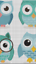 DMC-Owls-Cross-Stitch-Embroidery-Pattern-Kit-Chart-PDF-Home-Decor-Gift-14-Count thumbnail 3