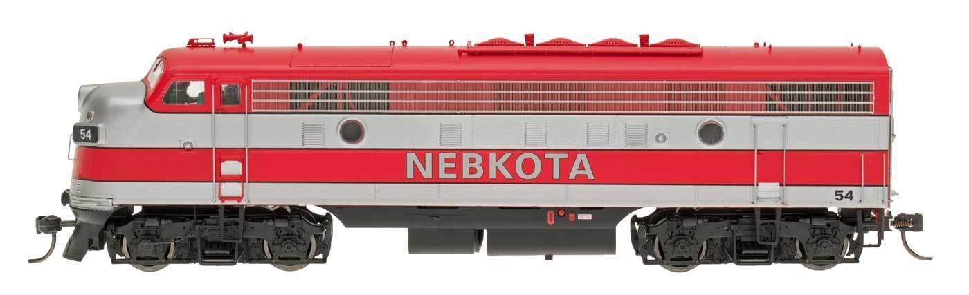 InterMountain HO 49975 (S) Nebkota FP9 Locomotive