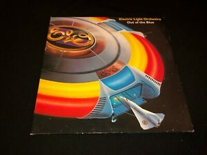 ELECTRIC-LIGHT-ORCHESRA-034-OUT-OF-THE-BLUE-034-VINYL-RECORD-LP-FROM-1977