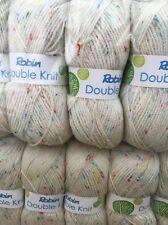 Robin Double kniting yarn  500 grams 5x100 balls beautiful wool Dolly Mix