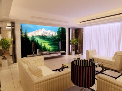 Details about  /3D Meadow Tree 4289 Wallpaper Murals Wall Print Wallpaper Mural AJ WALL UK Lemon