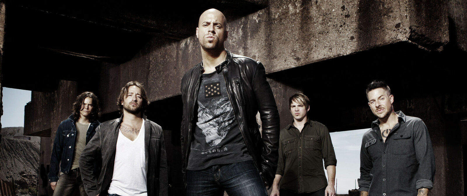 Daughtry Tickets (Rescheduled from November 20, 2018)