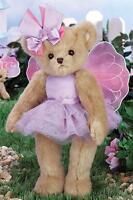 Bearington Bears Felicity Fairytale Fairy Wings Collectible Teddy Bear