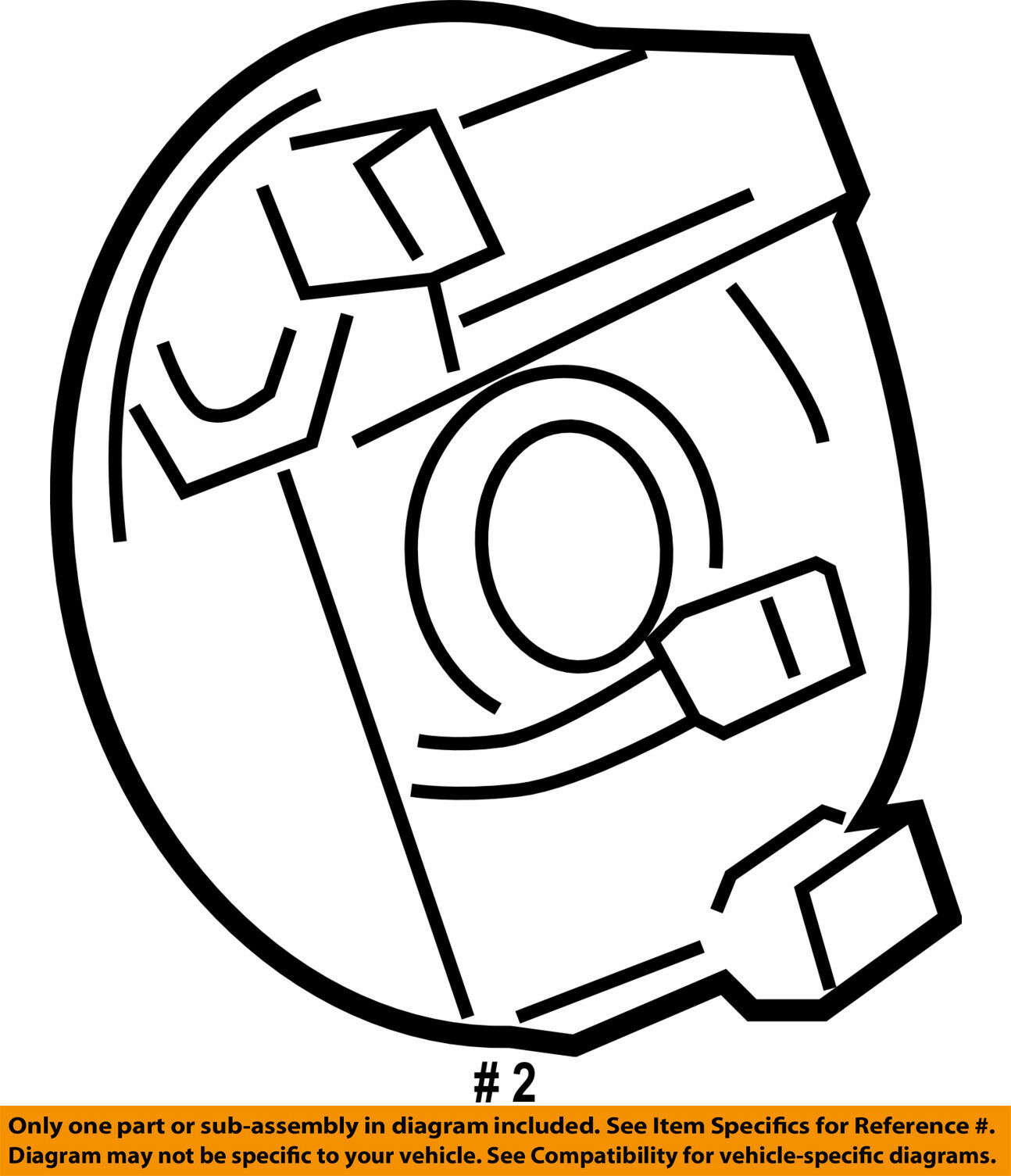 2007 2018 Chrysler Dodge Jeep Airbag Steering Wheel Clockspring Tj Clock Spring Wiring Diagram Norton Secured Powered By Verisign