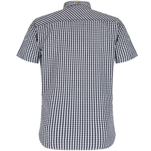 Regatta Randall Kurzarm Outdoorhemd kariert Baumwolle leicht modisch