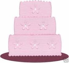 "Quickutz REV 0202-S  ""Wedding Cake"" Single Die DISC"