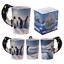 thumbnail 45 - Animal Shaped Handle Ceramic Mug Tea Coffee Cup Novelty Gift Jungle Tropical