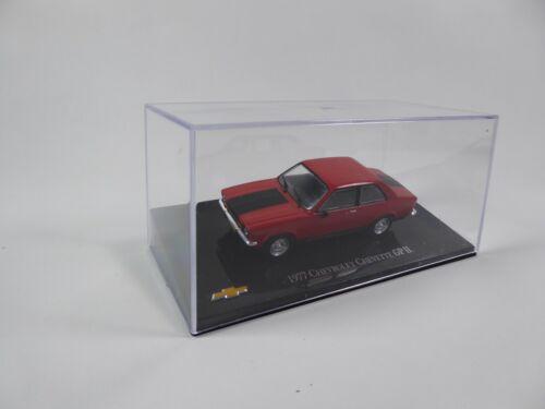 1:43 Diecast Model Car General Motors CH67 1977 Chevrolet Chevette GP II