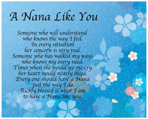 Personalised-A-Nana-Like-You-Poem-Birthday-Mothers-Day-Christmas-Gift-Present