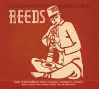 Various Artists - Excavated Shellac: Reeds [new Cd] on sale