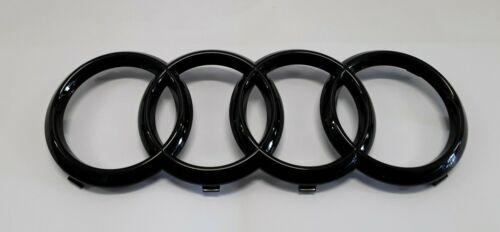 A3 R8 A7 A8, A6 Audi Audiringe Schwarz A1 A5 A4 TT