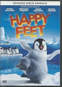 Happy Feet 2006 Dvd Ebay