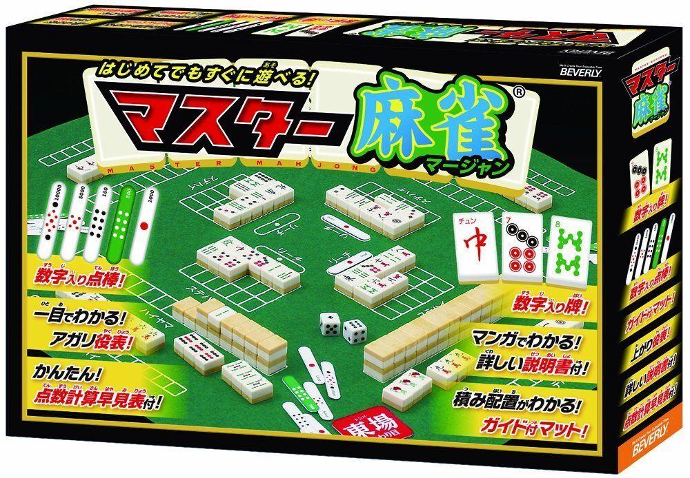 Der japanische meister mahjong - mahjongg leichtes spiel, wie man aus japan